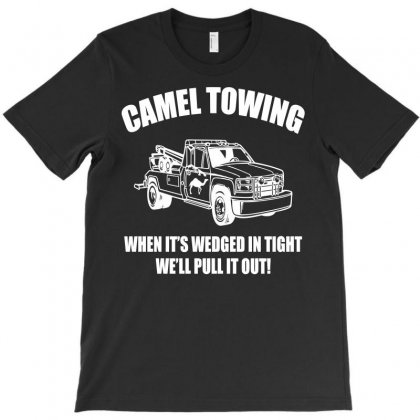 Camel Towing Wrecking Service T-shirt Designed By Acen9