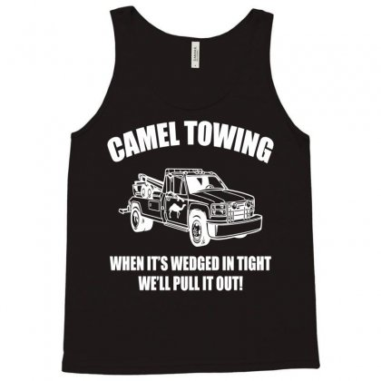 Camel Towing Wrecking Service Tank Top Designed By Acen9
