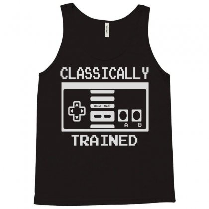Classically Trained Tank Top Designed By Acen9