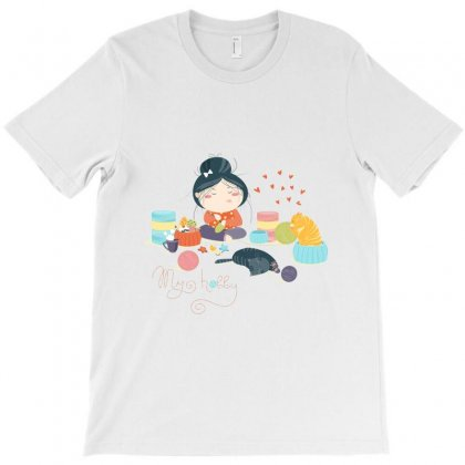 Hobby T-shirt Designed By Disgus_thing