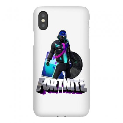 Fortnite Cryptic Outfit Iphonex Case Designed By Tiococacola