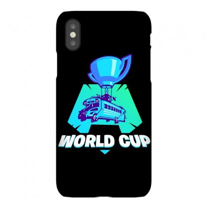 Fortnite World Cup Iphonex Case Designed By Tiococacola