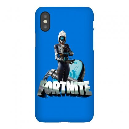 Focus Fortnite Outfit Iphonex Case Designed By Tiococacola