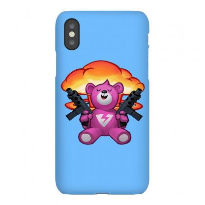 Brite Gunner Loading Screen Iphonex Case Designed By Tiococacola