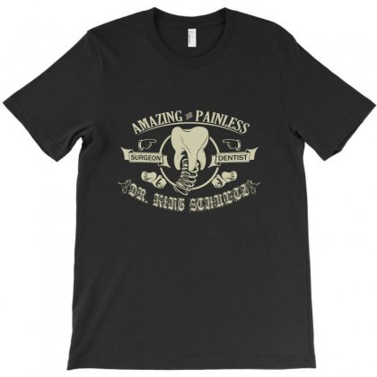 Amazing And Painless Surgeon Dentist T-shirt Designed By Equinetee