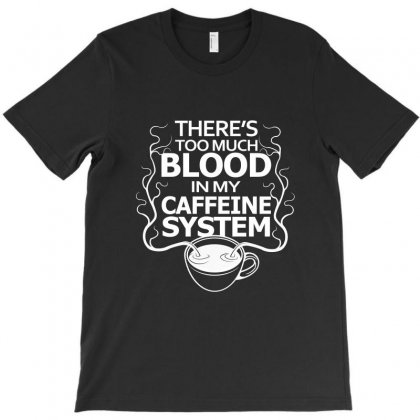 Chill Cofee T-shirt Designed By Equinetee