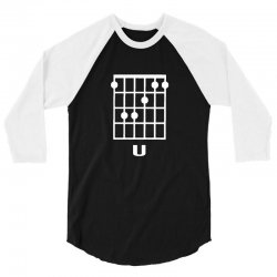 offensive rude music 3/4 Sleeve Shirt | Artistshot