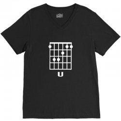 offensive rude music V-Neck Tee | Artistshot