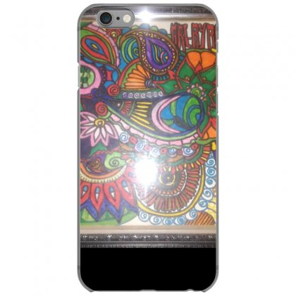 Flower Designs Iphone 6/6s Case Designed By Bansa Devi