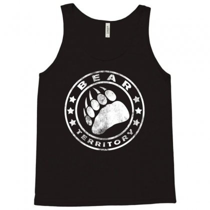 Bear Territory Tank Top Designed By Markshop