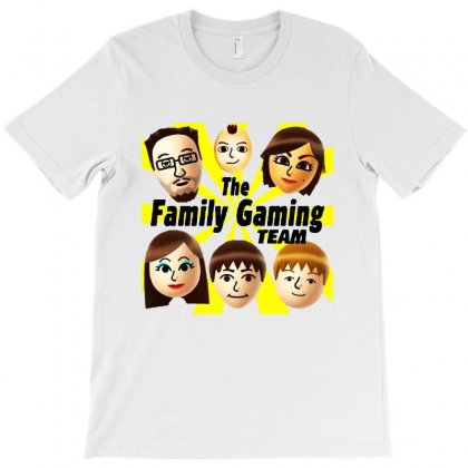 Fgteev The Family Gaming Team 2 T-shirt Designed By Ande Ande Lumut