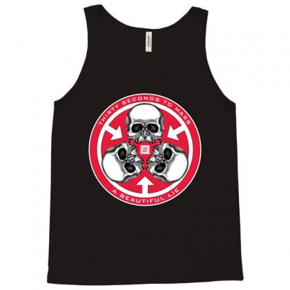A Beautiful Lie Tank Top Designed By Markshop