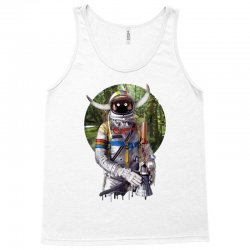 Wild Astronout Tank Top | Artistshot