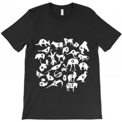 alphabet animals T-Shirt | Artistshot