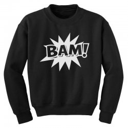bam Youth Sweatshirt | Artistshot