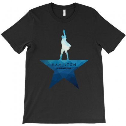 Amazing Hamilton Musical T-shirt Designed By Milanacr