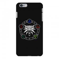 camiseta witcher iPhone 6 Plus/6s Plus Case | Artistshot