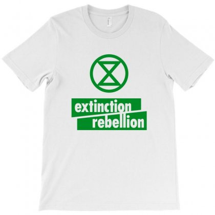 Extinction Rebellion T-shirt Designed By Devanojohnsantos