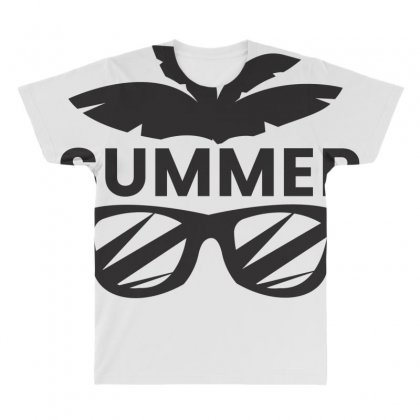 Holiday Summer 2019 All Over Men's T-shirt Designed By Anrora