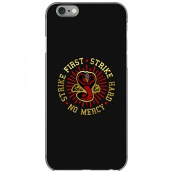 cobra kai   the karate kid iPhone 6/6s Case | Artistshot