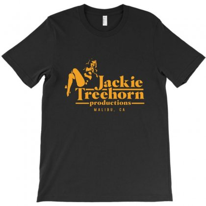 Jackie Treehorn Productions T-shirt Designed By Devanojohnsantos
