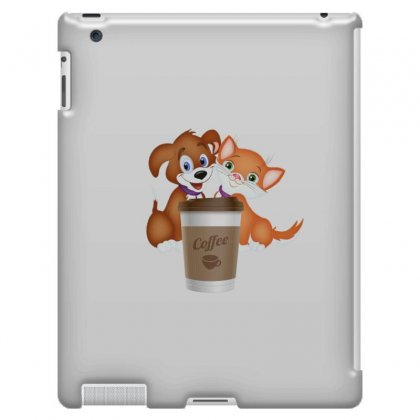 Coffee Pets Ipad 3 And 4 Case Designed By Lulu50