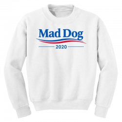 "james ""mad dog"" mattis 2020 Youth Sweatshirt 