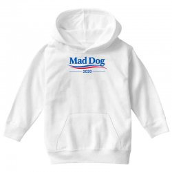"james ""mad dog"" mattis 2020 Youth Hoodie 