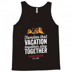 family vacation grand canyon    for dark Tank Top | Artistshot