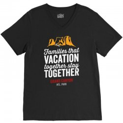 family vacation grand canyon    for dark V-Neck Tee | Artistshot
