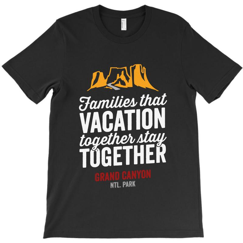 Family Vacation Grand Canyon    For Dark T-shirt | Artistshot