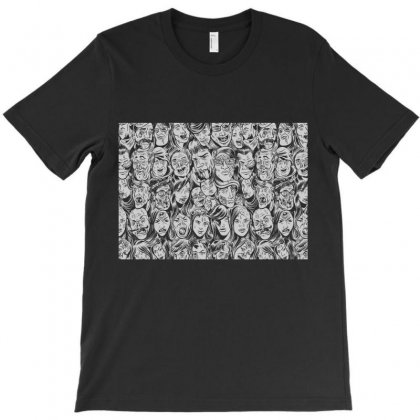 Hello T-shirt Designed By Teesclouds