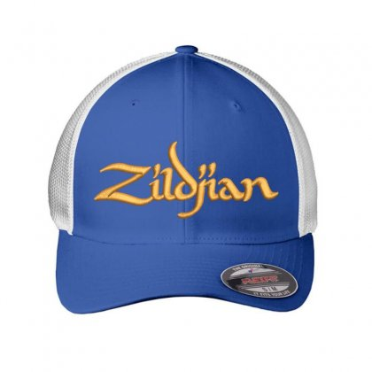 Zildjian Embroidered Hat Embroidered Mesh Cap