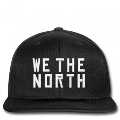 We The North Embroidered Hat Snapback Designed By Madhatter