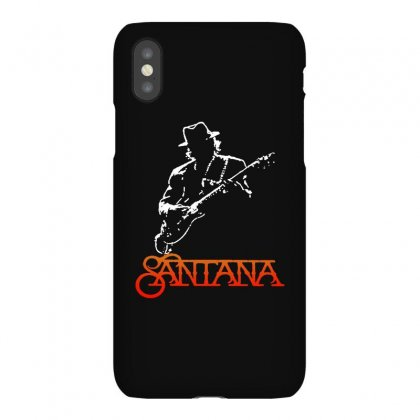 Carlos Santana Iphonex Case Designed By Balqis Tees