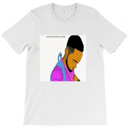 Cartoon Drawing T-shirt Designed By Djwingdesigns