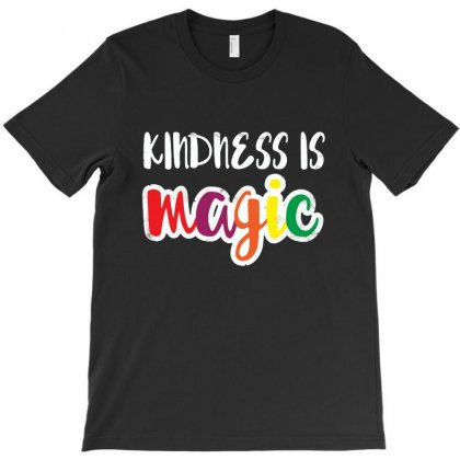 Kindness Is Magic T-shirt Designed By Balqis Tees
