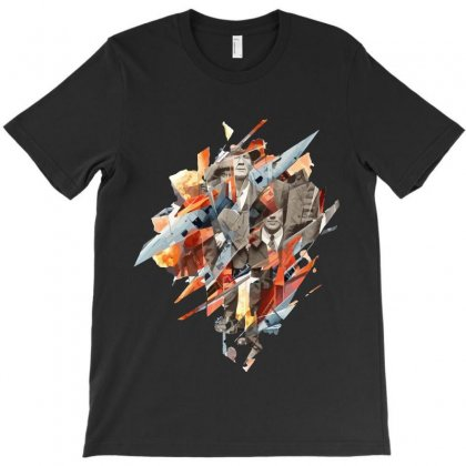 Builder's City T-shirt Designed By Teesclouds