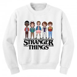stranger things Youth Sweatshirt | Artistshot