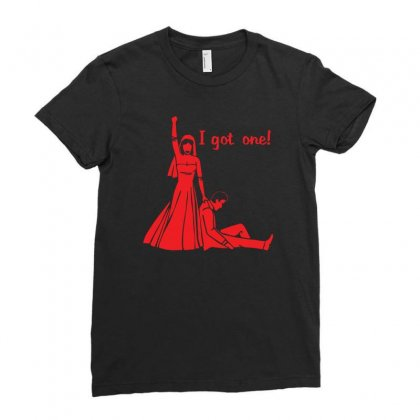 I Got One Wedding Bride Groom Engagement Ladies Fitted T-shirt Designed By Z4hr4