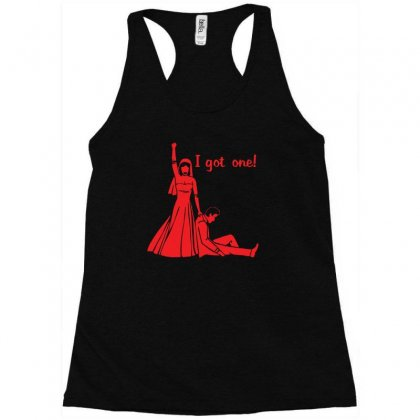 I Got One Wedding Bride Groom Engagement Racerback Tank Designed By Z4hr4