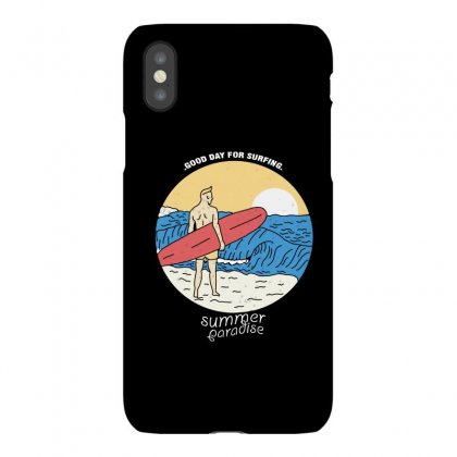 Sufing Iphonex Case Designed By Ihwandsgn
