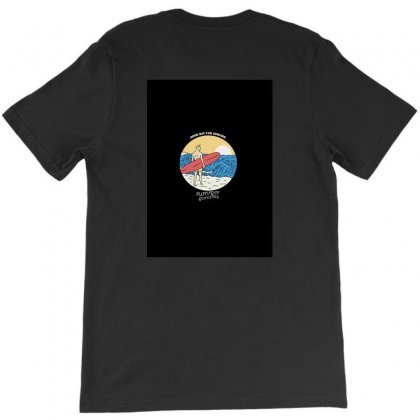 Sufing T-shirt Designed By Ihwandsgn