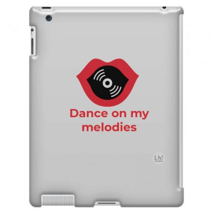 Dance On My Melodies Ipad 3 And 4 Case Designed By Emanashraf