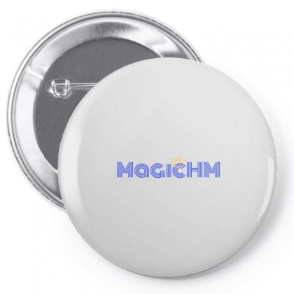Magichm Pin-back Button Designed By Zr,magichm