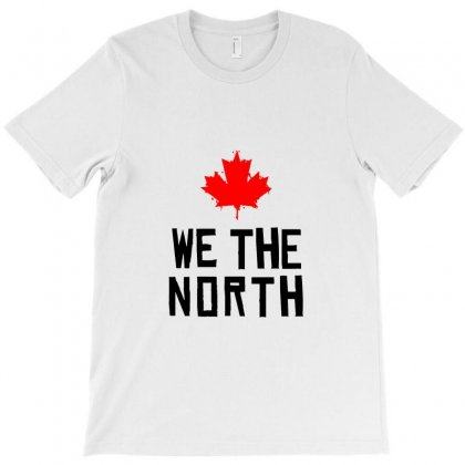 We The North T-shirt Designed By Titis