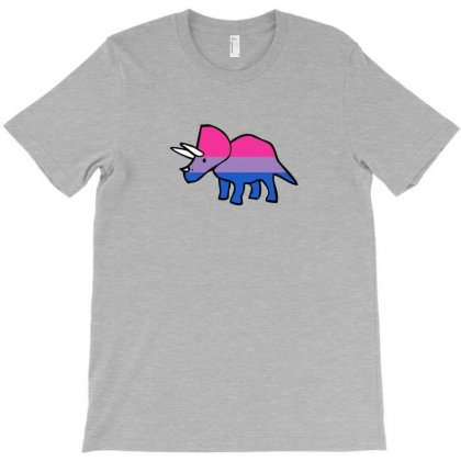 Biceratops T-shirt Designed By Arum