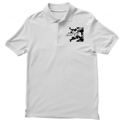 Love Polo Shirt Designed By Arunt