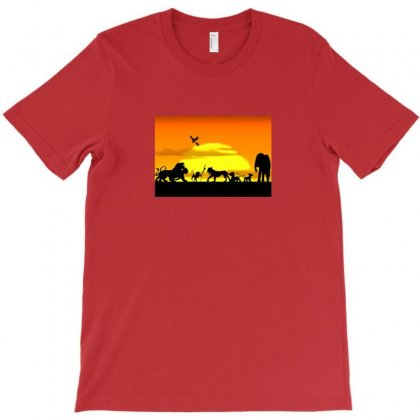 The Lion King T-shirt Designed By Arum