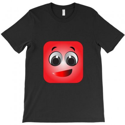 Emojis Transparent 01 T-shirt Designed By Aviraljain0104